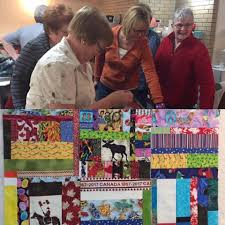 Big Quilt Bee 2017 - Canadian Quilters Association/Association ... & print this page Adamdwight.com