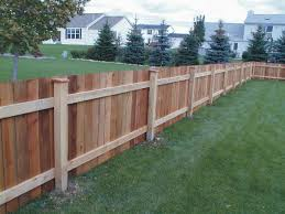 Representation of Backyard Fencing Ideas