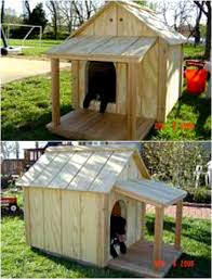keep it traditional brilliant diy dog houses with free plans for your furry companion