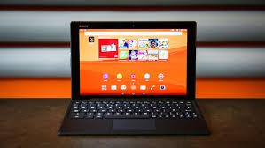 sony tablet z4. sony xperia z4 tablet review: