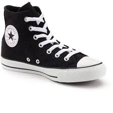 converse high tops black. adult converse all star sparkle high-top sneakers, size: 7, black ( high tops p