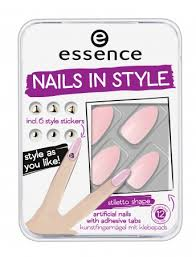 Essence Umělé Nehty Nails In Style 03 Pink Is Perfect Pinkpandacz