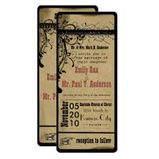 old hollywood wedding invitations. pink old hollywood playbill wedding invitations l