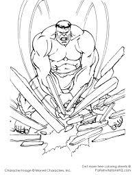 Hulk 17 Super H Ros Coloriages Imprimer