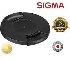 <b>Sigma LCF-95 III 95mm</b> Front Lens Cap A00132 (UK Stock ...