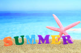 CTE Summer holidays - CTE