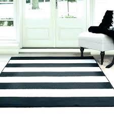 ikea striped rug black and white rug black and white striped rug elegant black and white