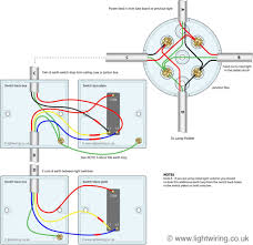 How To Wire A 2 Way Light Switch 2 Way Switch Wiring Diagram Light Wiring