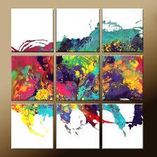 7 a splash of colors