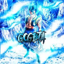 Download Free GOGETA BLUE WALLPAPER ...