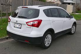 File:2014 Suzuki SX4 S-Cross (JY) GL wagon (2015-07-10) 02.jpg ...