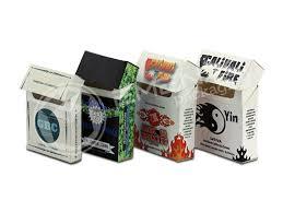 Wholesale Cigarette Boxes Custom Printed Cigarette