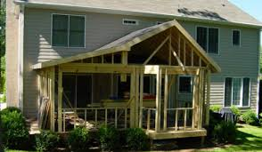Charlotte NC Sunrooms Patio Enclosures We do it all