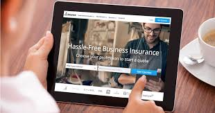 Business Insurance Quotes Impressive Small Business Insurance Quotes From Top Carriers Insureon