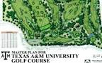 Texas A&M Unveils Plans For Renovated Campus Golf Course