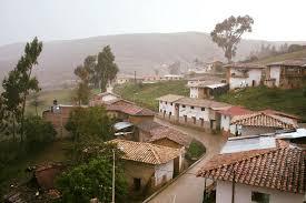 Cajabamba.- Distrito de Cachachi