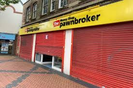 Hundreds Of Jobs At The Money Shop At Risk As Firm Faces