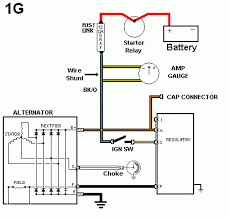 charging problem irv2 forums however bad connections cause high resistance and voltage drop which fool the regulator into responding improperly rather than though parts at