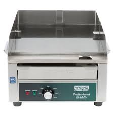 waring wgr140 electric countertop griddle 17 120v image preview main picture