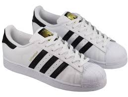 adidas shoes superstar black and white. adidas trainer mens superstar foundation white black image shoes and b