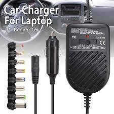 Bộ sạc dc cho máy tính xách tay trong xe hơi sổ tay bộ chuyển đổi ac nguồn  điện 100w phổ thông - Sắp xếp theo liên quan sản phẩm