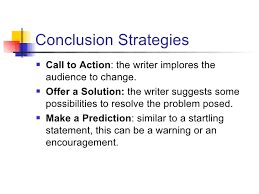 examples of a good conclusion for an essay madrat co examples