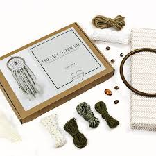 Making Dream Catchers Supplies Make Your Own Dream Catcher Kit DIY Dream Catcher Kit 45