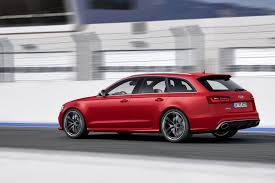 All-New Audi RS6 Gets Twin-Turbo V8 With 560 HP - autoevolution