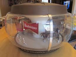 1960s Budweiser Original Clydesdales Carousel Light