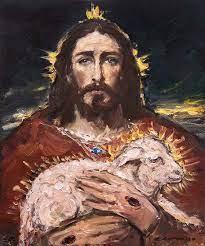 Agnus Dei Triumphantis - Jose Luis Castrillo
