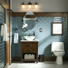 Rustic Contemporary Bathroom Bathroomrustic Contemporary Bathroom
