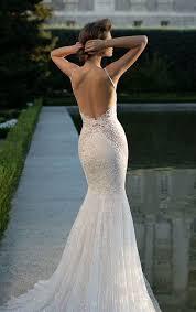 rhinestone wedding dress. 42 Backless Wedding Dresses That Wow HappyWeddcom