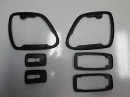 image is loading porsche 944 door handle and mirror seals 82