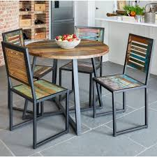 unique contemporary small round dining table