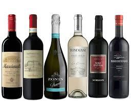 supplemental gift image viva italia italian wine collection