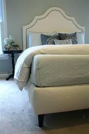 diy upholstered bed upholstered bed from scratch nicely detailed bed and instructions see links on the diy upholstered bed