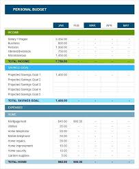 Sample Budget Template Excel Yearly Budget Templates 5 Free Word