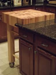 Kitchen Island Table On Wheels Kitchen Butcher Block Kitchen Islands On Wheels Small Appliances