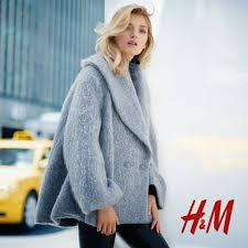 new range of winter outwears for western las by h m from 2016 fashion world hunt