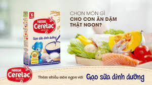 Lựa Chọn Bột Ăn Dặm Nestle Loại Nào Tốt Cho Bé?