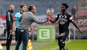 Sturm graz in actual season average scored 2.00 goals per match. Sk Sturm Graz Gideon Mensah Vor Ruckkehr Zu Red Bull Salzburg