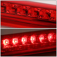2002 Chevy Trailblazer 3rd Brake Light Car Truck Tail Lights For Chevrolet Trailblazer 2002 2006