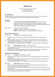 6+ sample best resume format