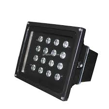 waterproof ip65 dustproof led outdoor flood light over temperature protect outdoor led flood light is equipped with 3w rgbw
