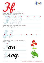 Printable Cursive letters | Free Cursive Alphabet