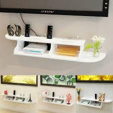 stand floating shelves dvd storage