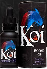 Koi Cbd Concentration Chart Koi E Liquid Juice Tropical Popsicle 30ml