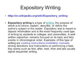 Define Expository Essay Expository Essay On The Definition Of Beauty Custom Paper Sample