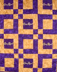 Linda Teddlie Minton: Crown Royal, anyone? | quilt projects ... & Crown Royal Quilt - Wow, I'm starting to understand quilting enough that  when I look at this closely I think I can figure it out. Adamdwight.com