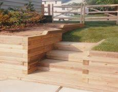 Small Picture Timber Retaining Wall Design Home Interior Design